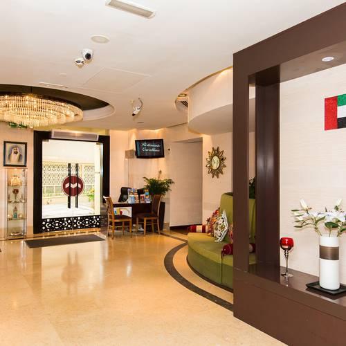 Лобби Hotel Suha Apartments
